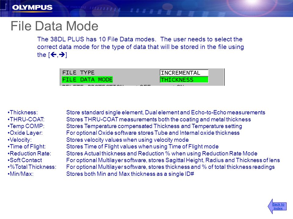 2017/3/25 File Data Mode.