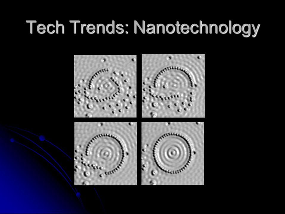 Tech Trends: Nanotechnology