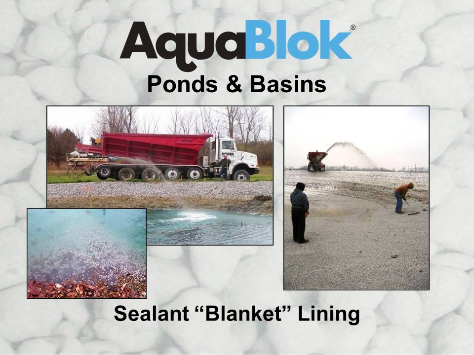 Sealant Blanket Lining