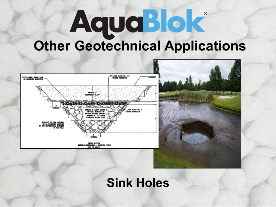 Other Geotechnical Applications