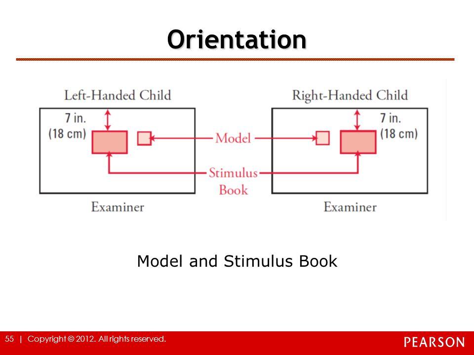 Model and Stimulus Book