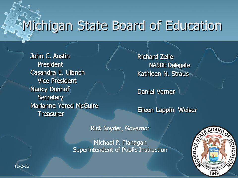 Michigan State Board of Education