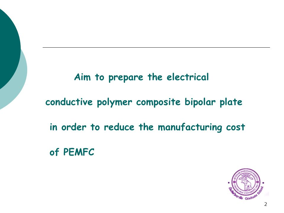 conductive polymer composite bipolar plate