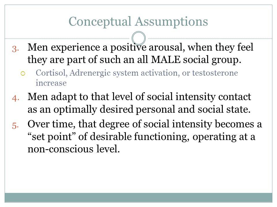 Conceptual Assumptions