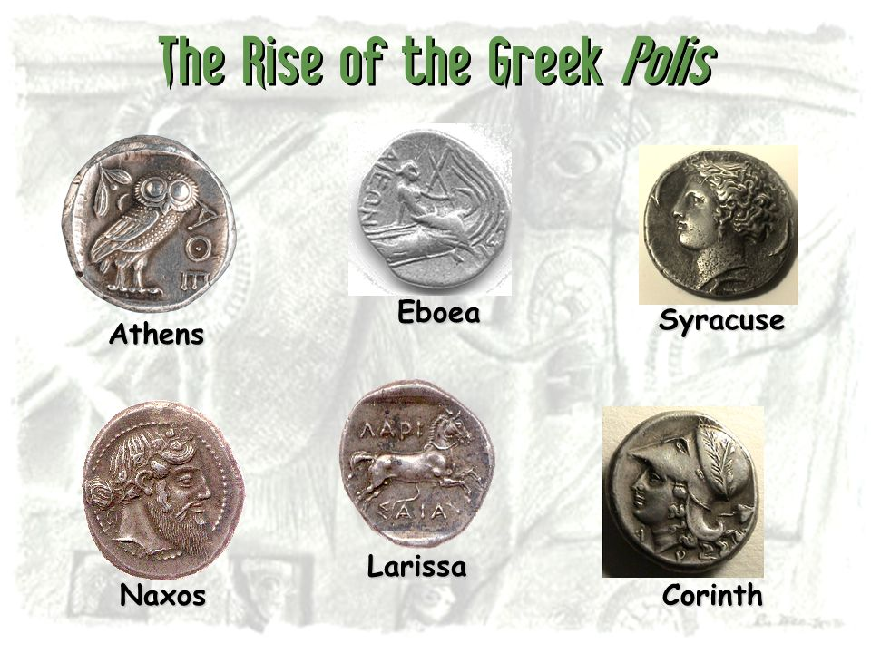The Rise of the Greek Polis