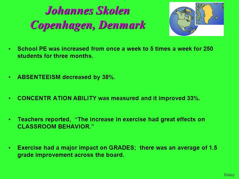 Johannes Skolen Copenhagen, Denmark