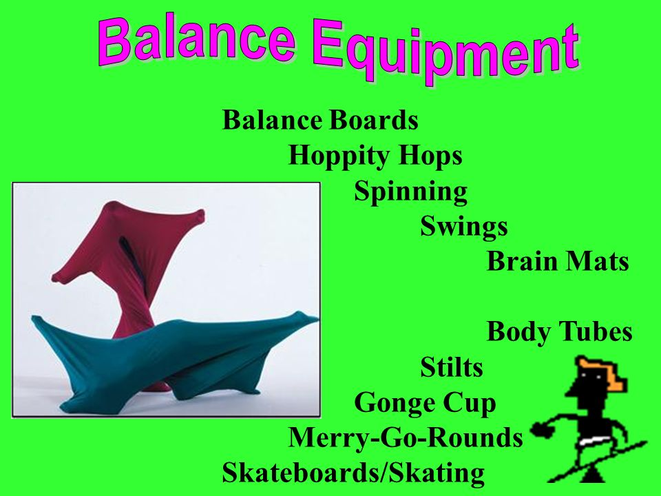 Balance Equipment Balance Boards Hoppity Hops Spinning Swings