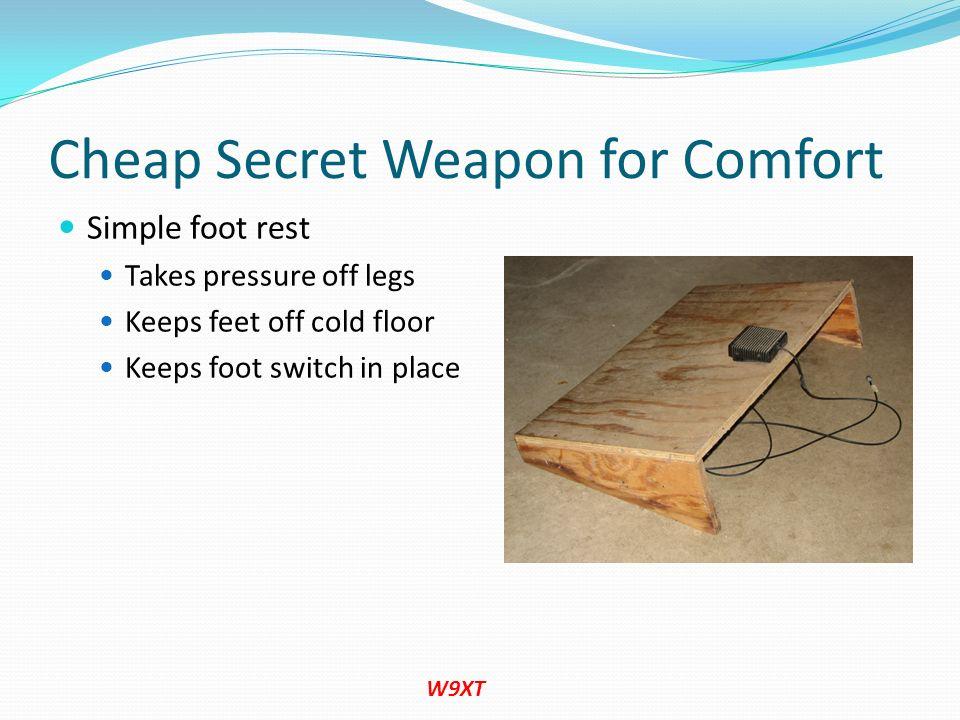 Cheap Secret Weapon for Comfort