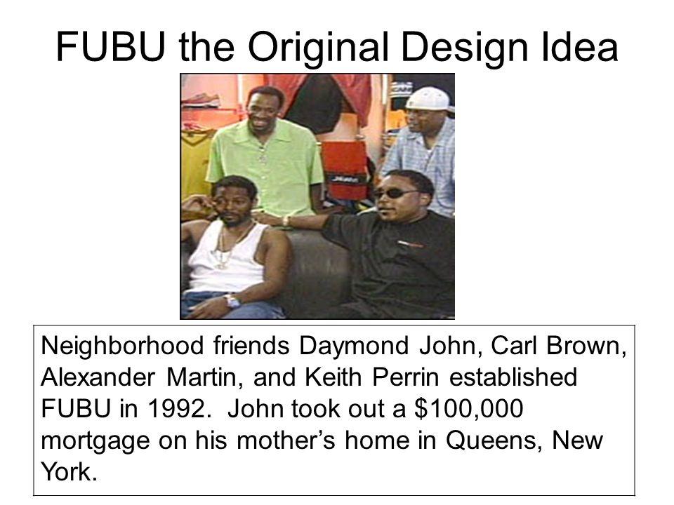 FUBU the Original Design Idea