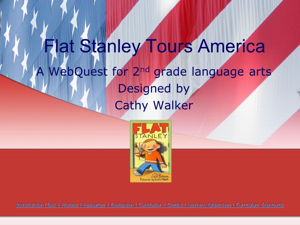 Flat Stanley Tours America