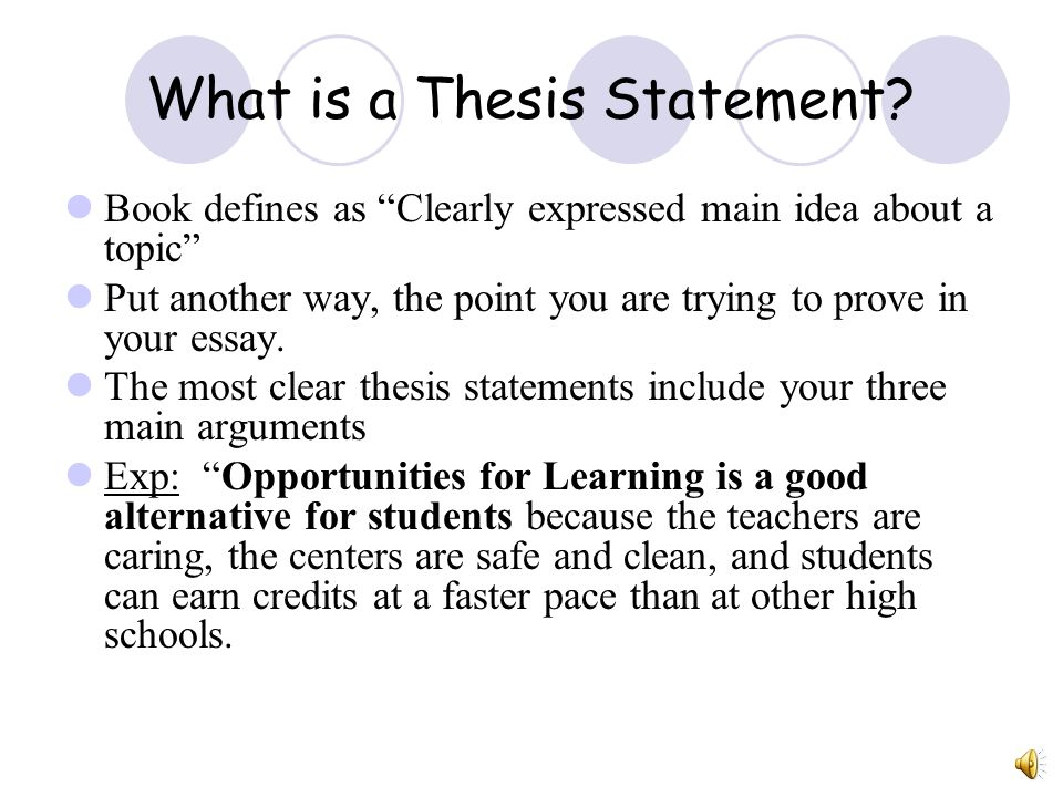 thesis statement on opportunity A good thesis statement about discrimination to figure out a good thesis statement on discrimination for an this is an opportunity to learn and to.