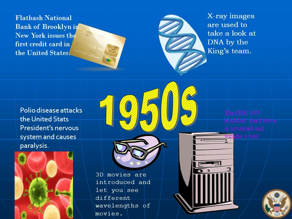 1950s X-ray images are used to take a look at DNA by the King's team.