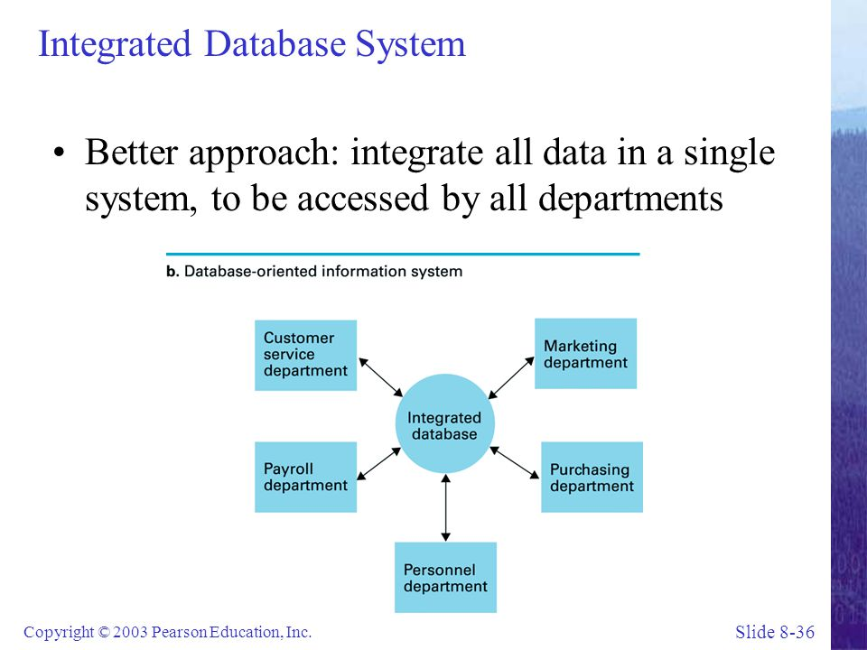 Integrated Database System