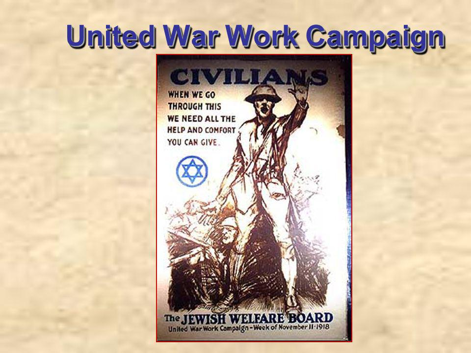 United War Work Campaign
