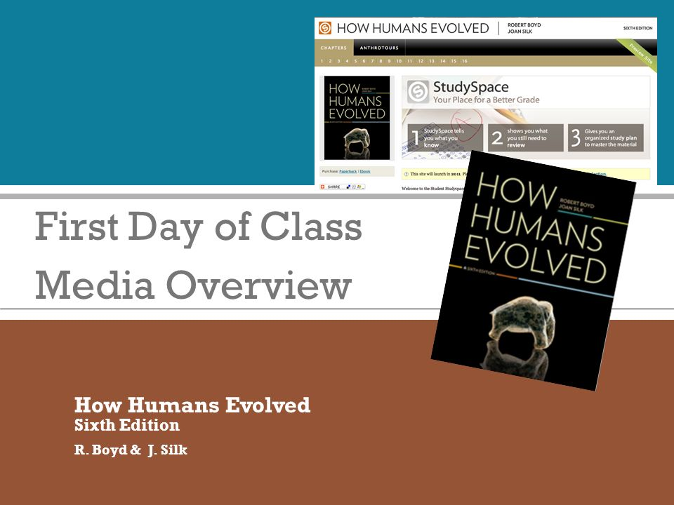 First Day of Class Media Overview