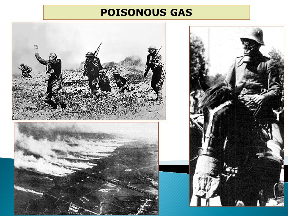 POISONOUS GAS