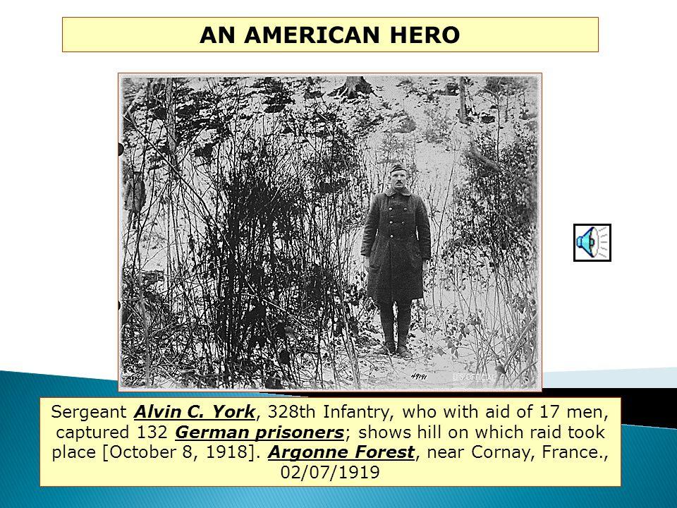 AN AMERICAN HERO