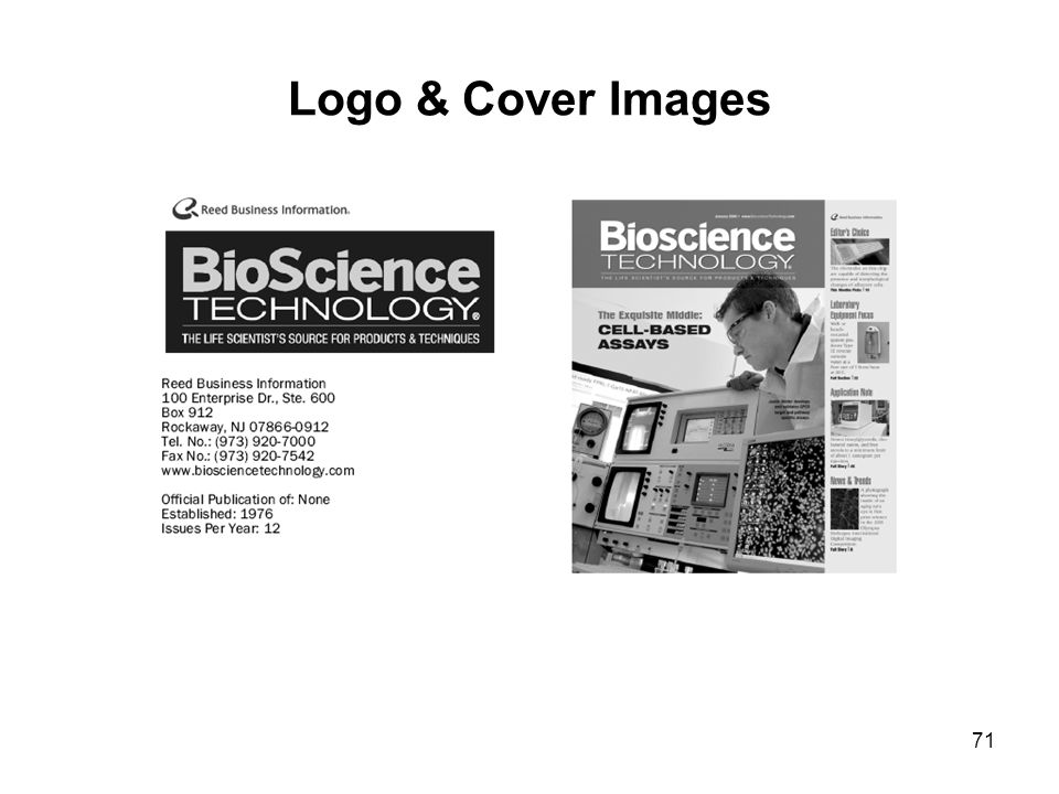 Logo & Cover Images