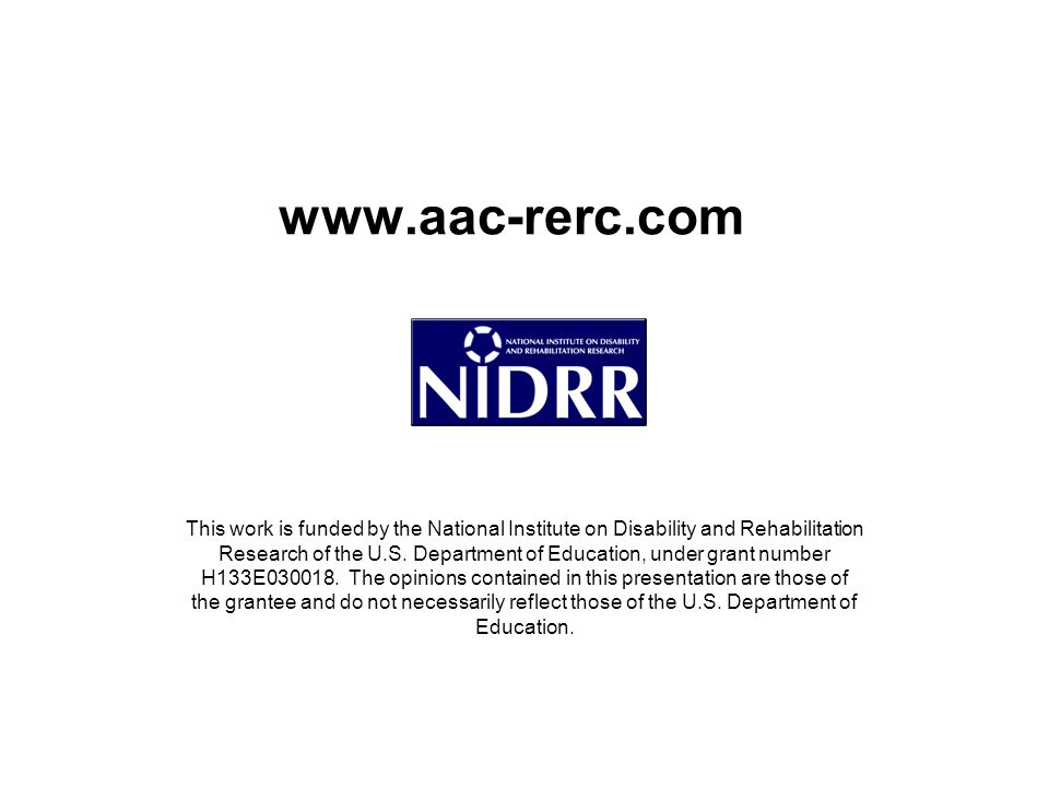 www.aac-rerc.com