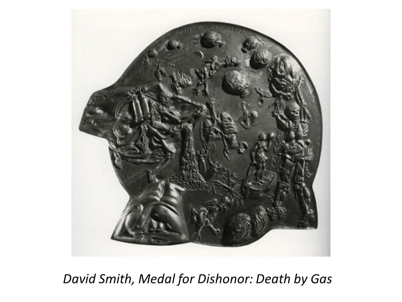 David Smith, Medal for Dishonor: Death by Gas