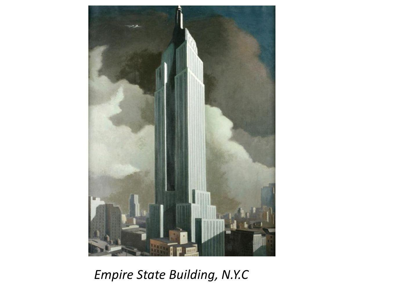 Empire State Building, N.Y.C