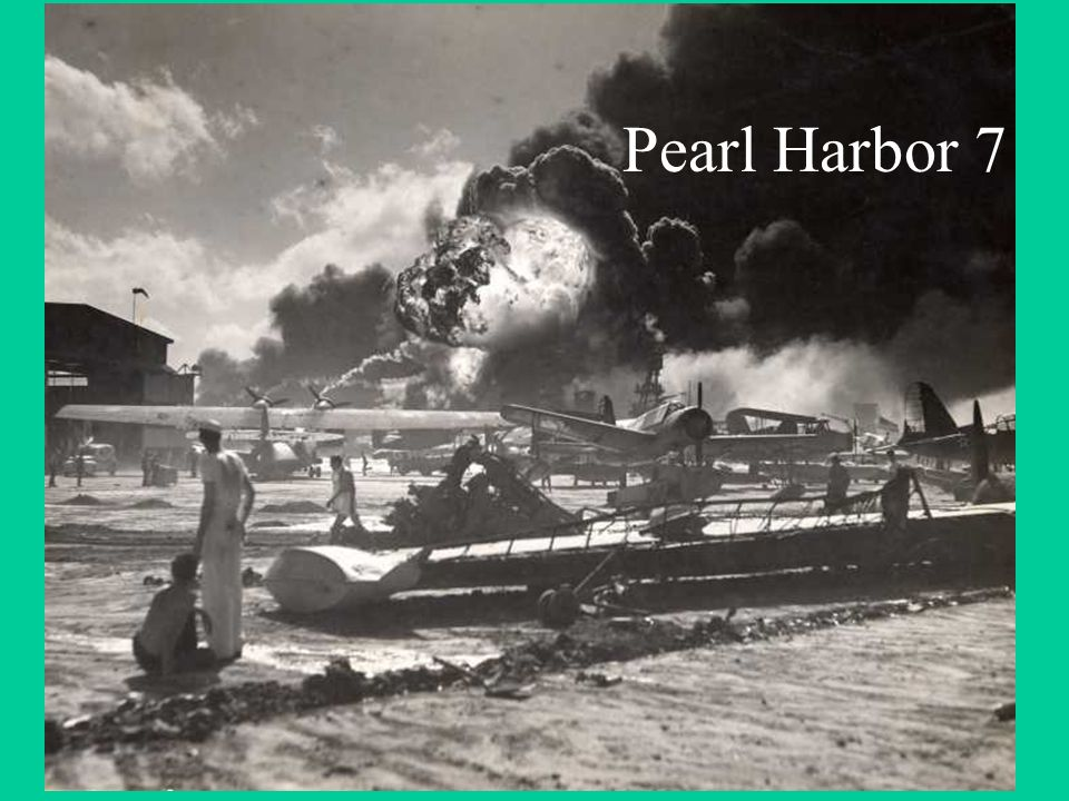 Pearl Harbor 7