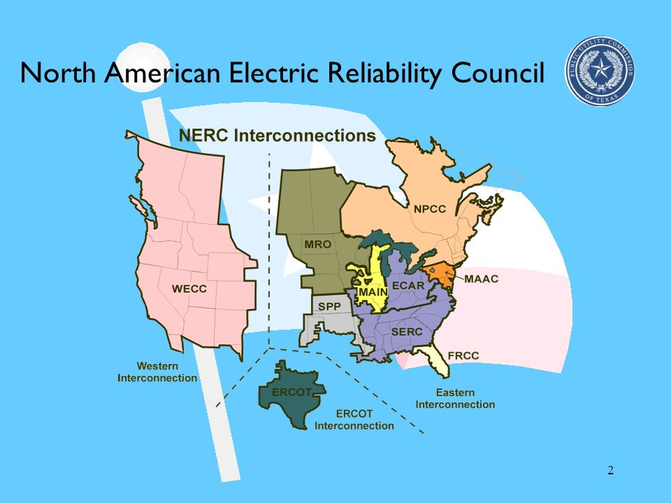 North American Electric Reliability Council