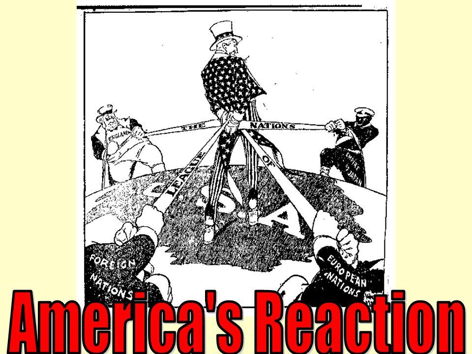 America s Reaction
