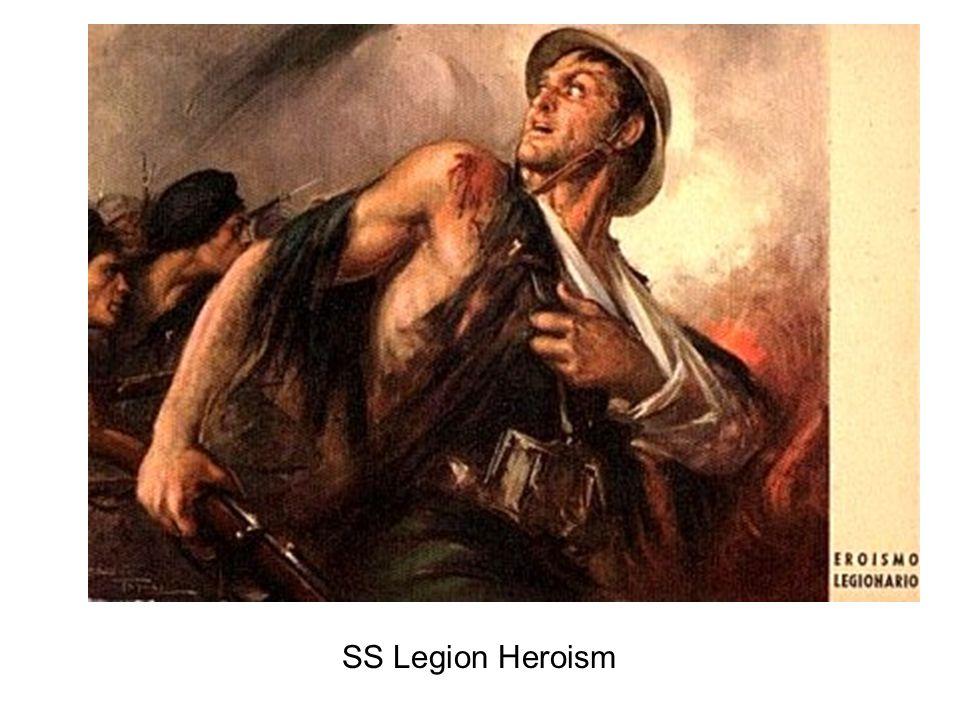 SS Legion Heroism