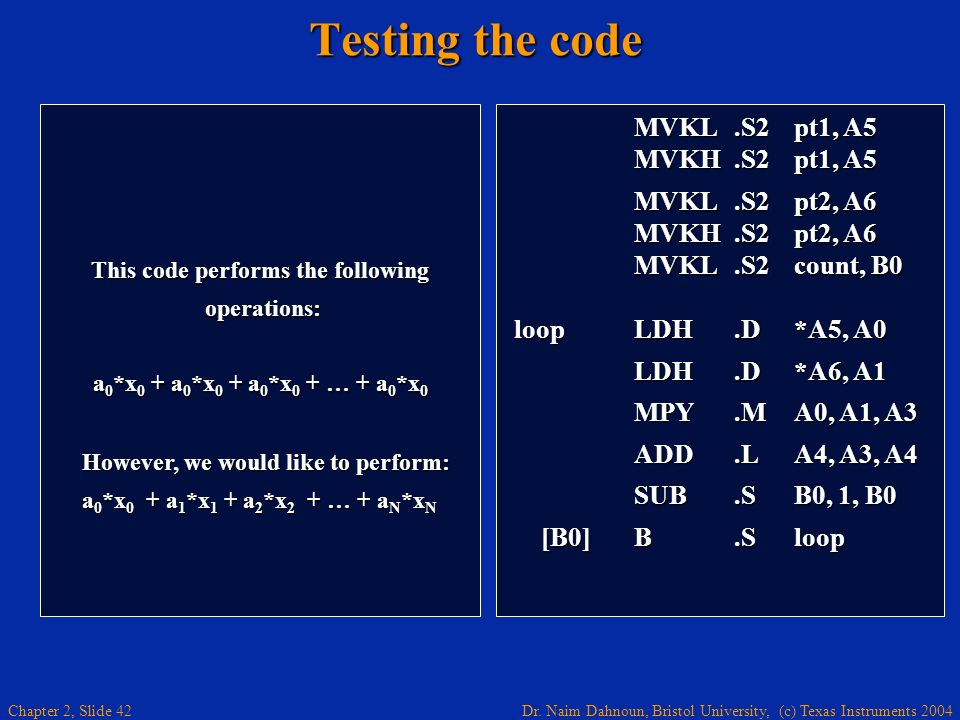 This code performs the following
