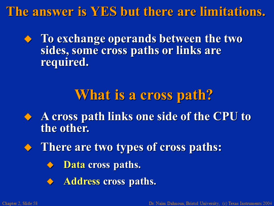 The answer is YES but there are limitations.