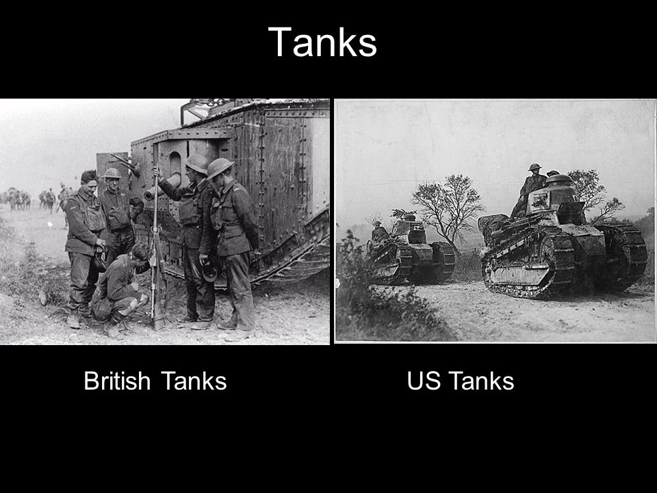 Tanks British Tanks US Tanks