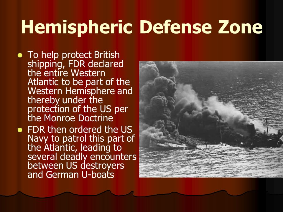 Hemispheric Defense Zone