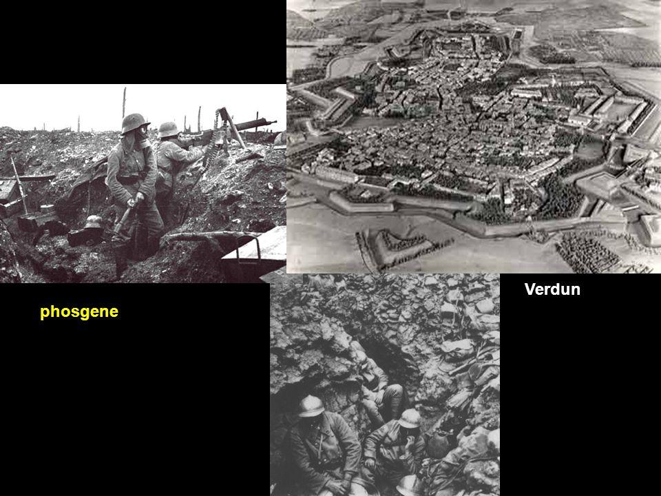 Verdun phosgene