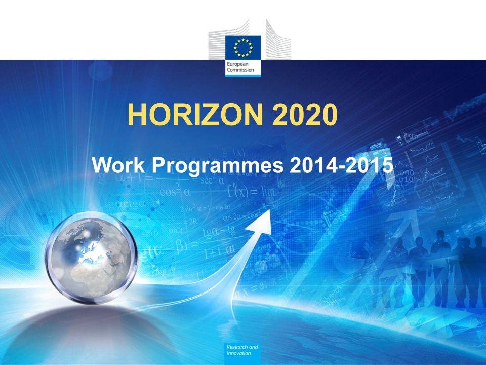 Work Programmes 2014-2015