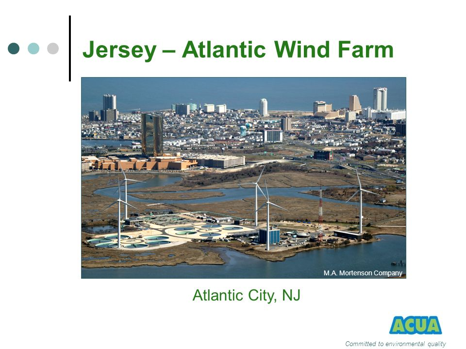 Jersey – Atlantic Wind Farm