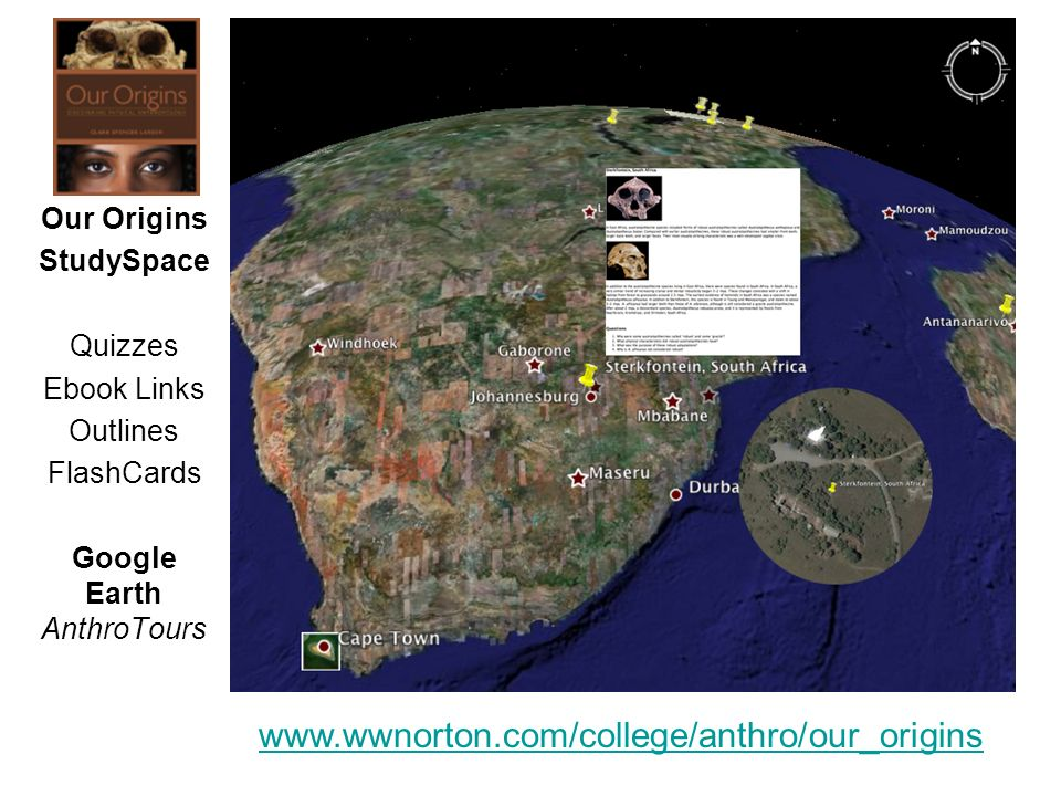 Google Earth AnthroTours
