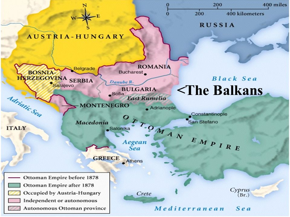 <The Balkans
