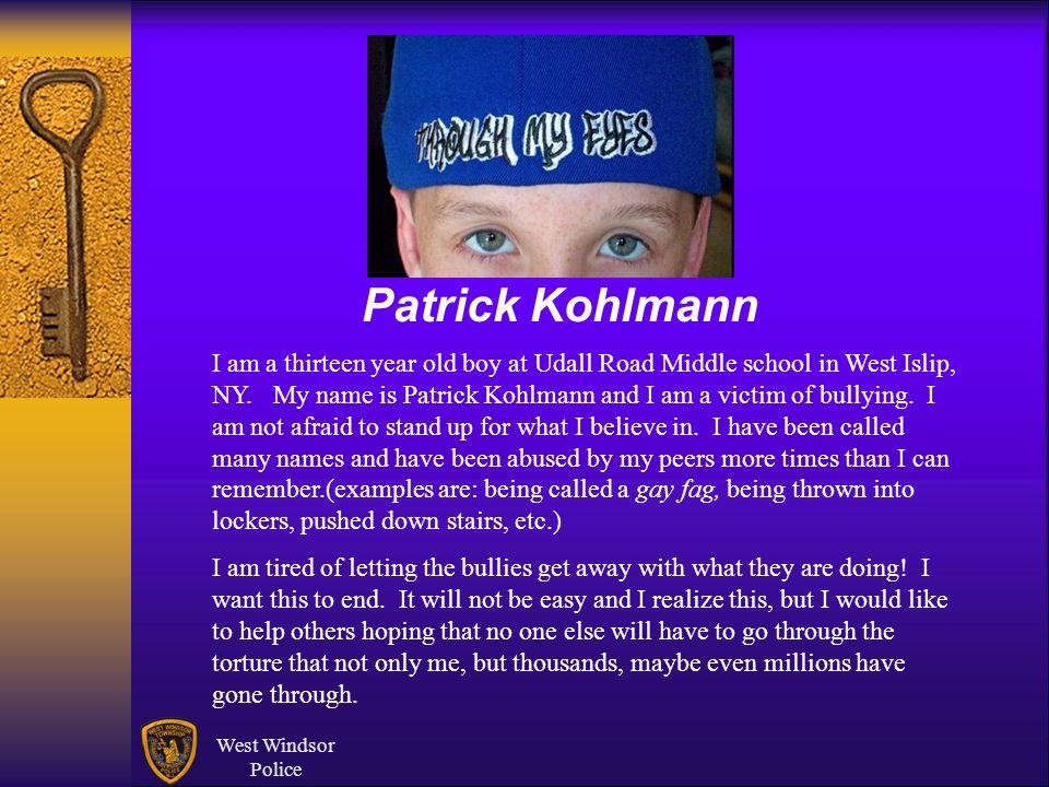 Patrick Kohlmann