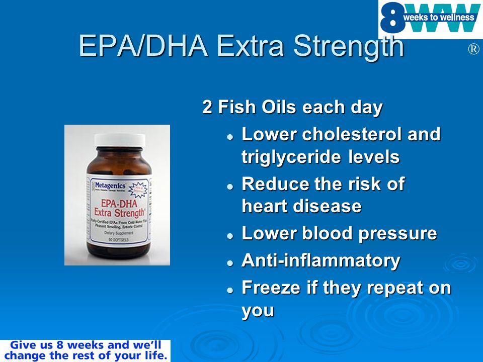 EPA/DHA Extra Strength