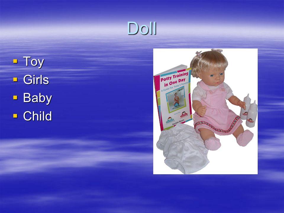 Doll Toy Girls Baby Child