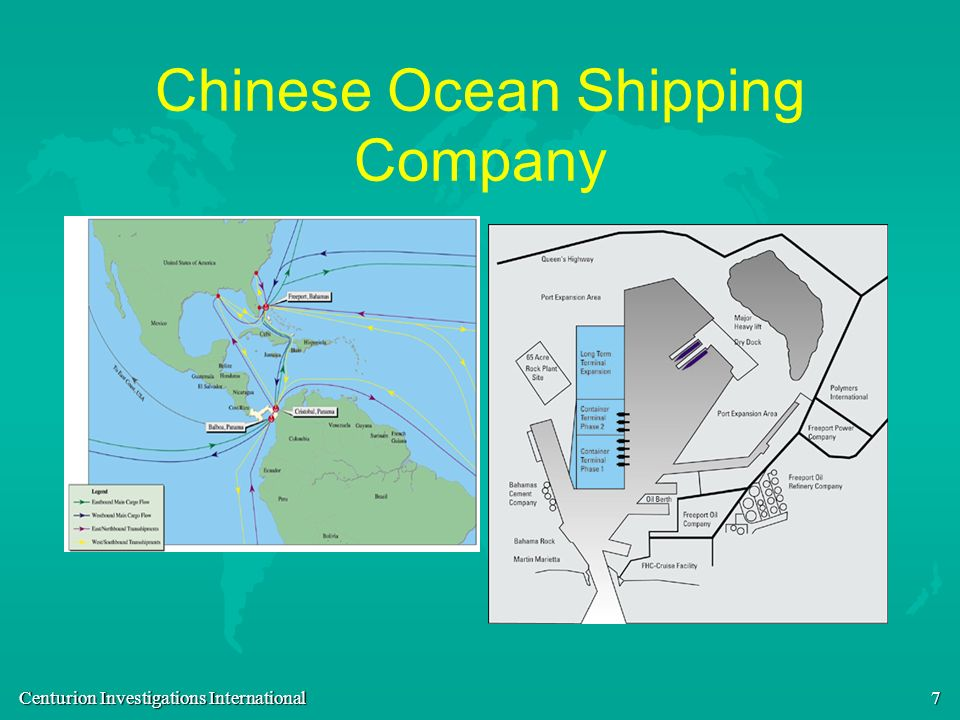 Chinese Ocean Shipping Company