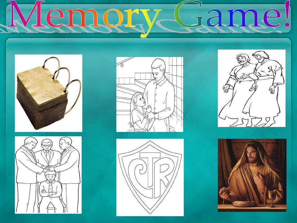 Memory Game!