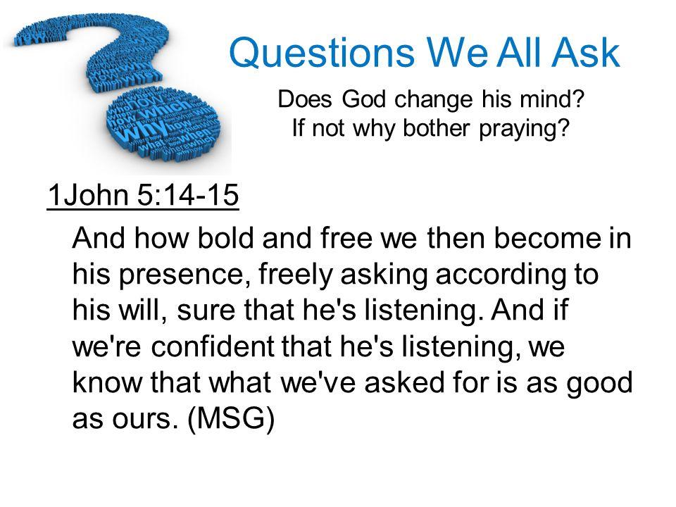 1John 5:14-15