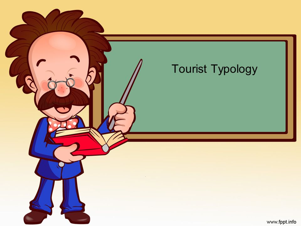 Tourist Typology