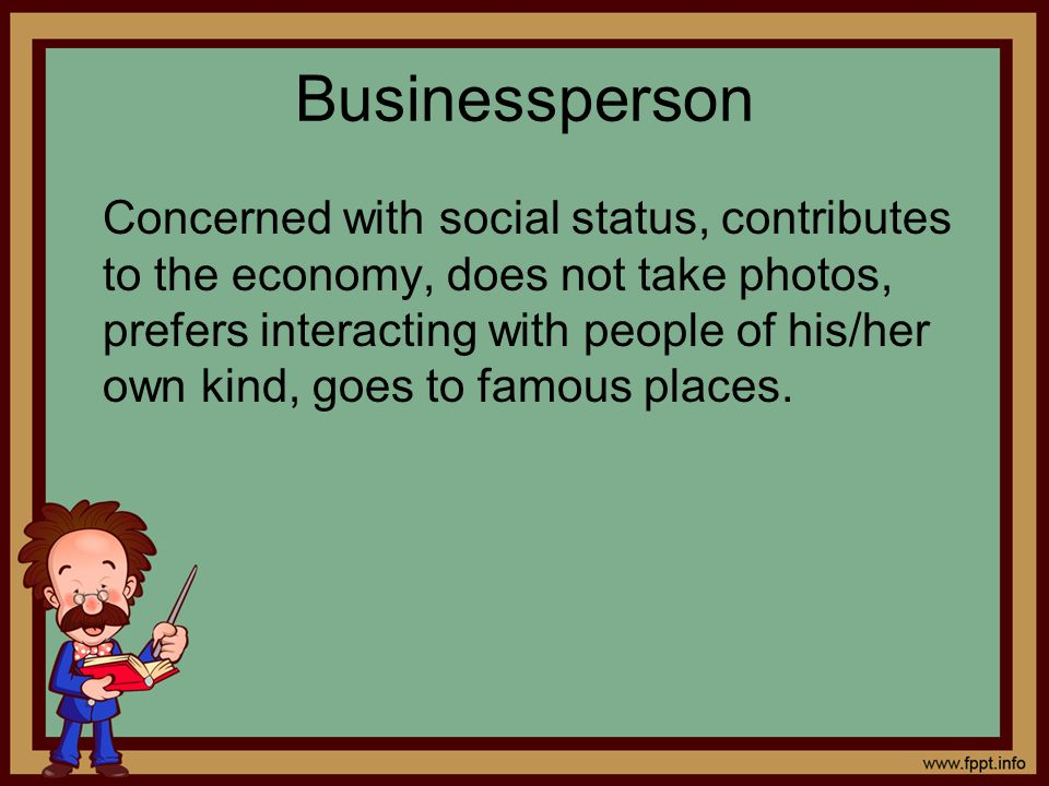 Businessperson