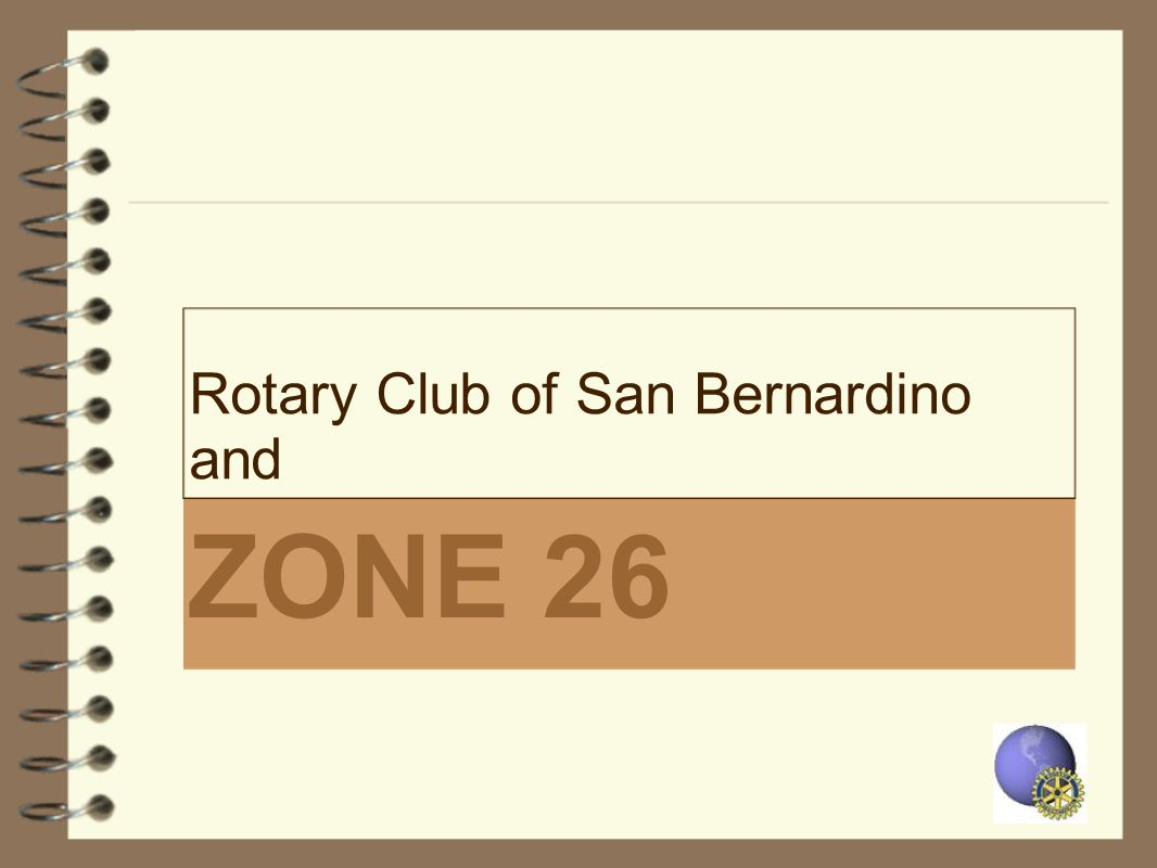 Rotary Club of San Bernardino and