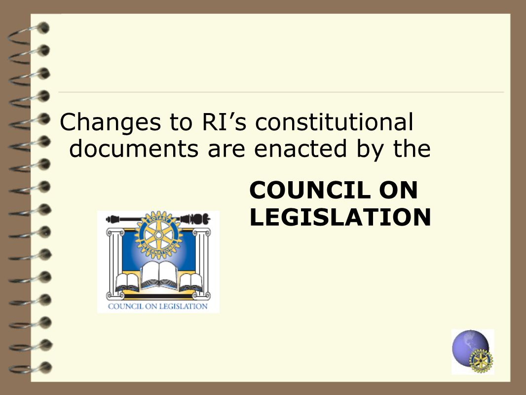 Changes to RI's constitutional documents are enacted by the