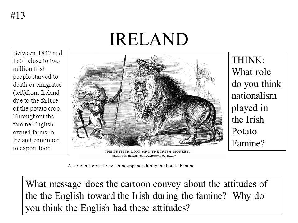 #13 IRELAND.