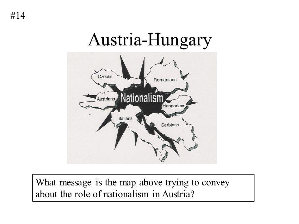 #14 Austria-Hungary.